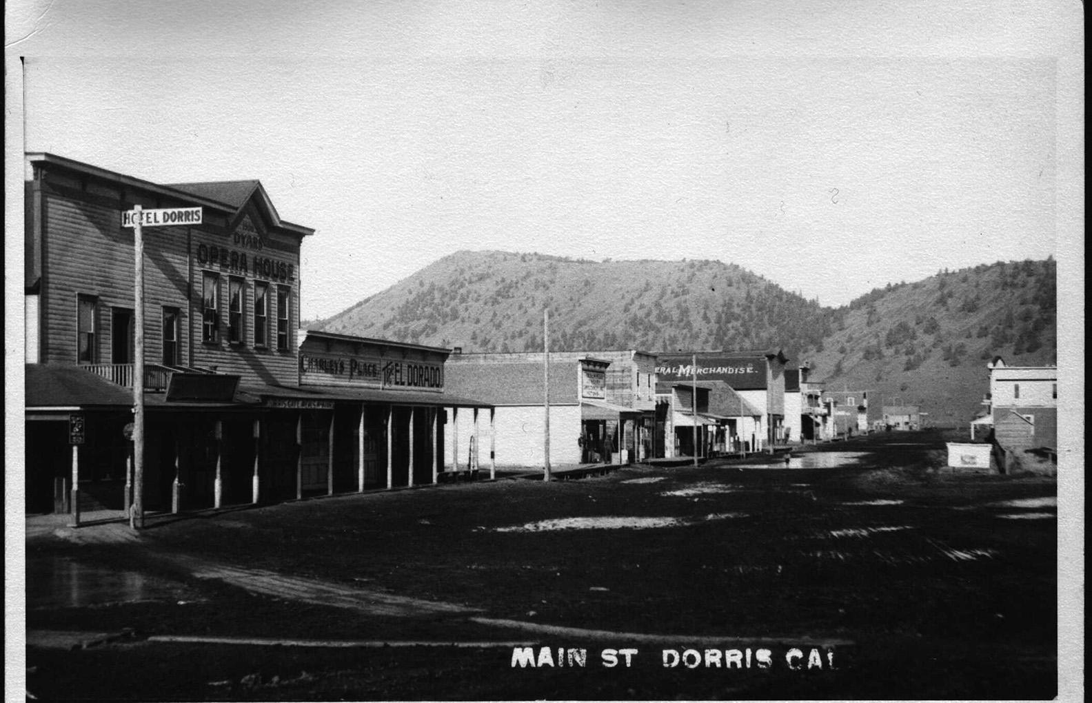 Dorris, 1910